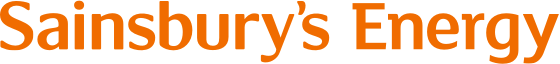 Sainsbury's Energy logo - homepage